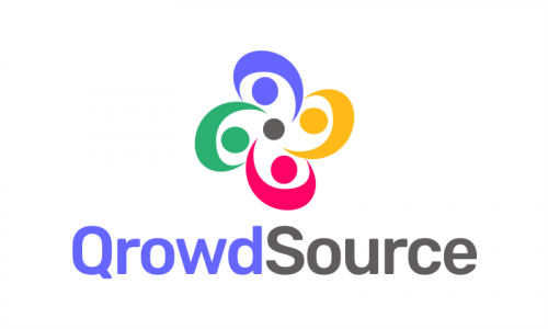 Qrowdsource - Crowdsourcing company name for sale