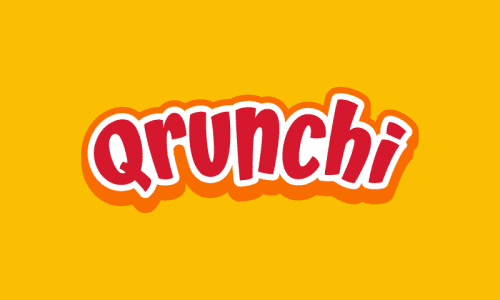 Qrunchi - Health brand name for sale