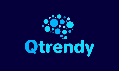 Qtrendy - Marketing domain name for sale