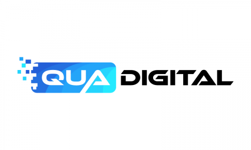 Quadigital - Contemporary company name for sale