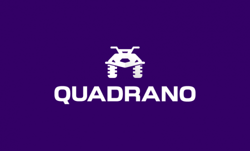 Quadrano - Healthcare startup name for sale