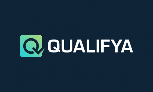 Qualifya - Business brand name for sale