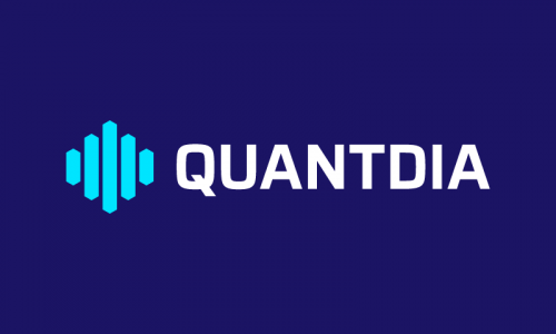 Quantdia - Investment domain name for sale