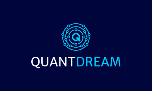 Quantdream - Artificial Intelligence domain name for sale