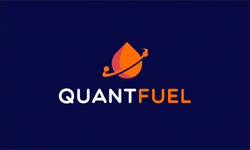 Quantfuel - Modern domain name for sale