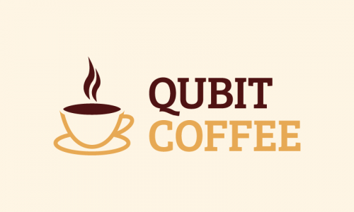 Qubitcoffee - Food and drink business name for sale