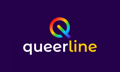 Queerline - Social networks company name for sale