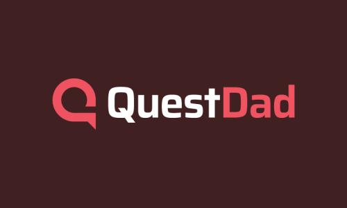 Questdad - Finance startup name for sale