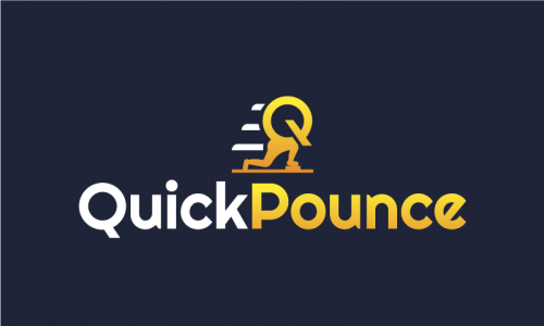 Quickpounce - Retail domain name for sale