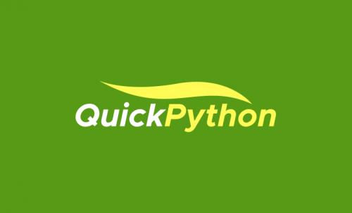 Quickpython - Programming brand name for sale