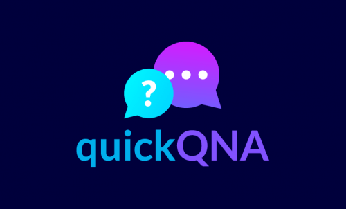 Quickqna - Business domain name for sale