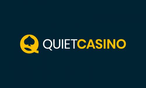 Quietcasino - Gambling business name for sale