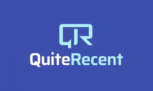 Quiterecent - Retail business name for sale