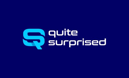 Quitesurprised - E-commerce brand name for sale