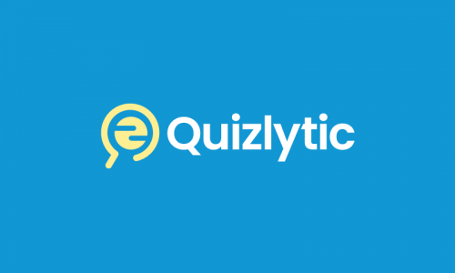 Quizlytic - Analytics startup name for sale