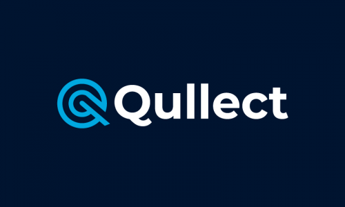 Qullect - Modern startup name for sale