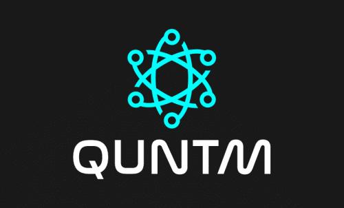Quntm - Technology startup name for sale