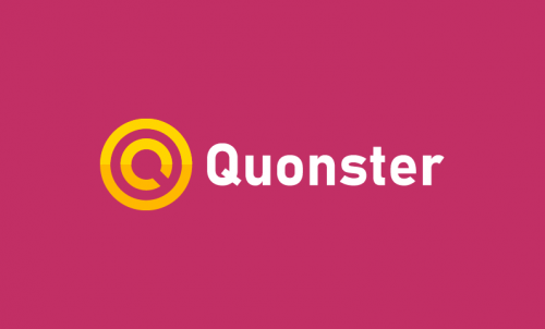 Quonster - Retail company name for sale