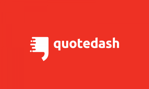 Quotedash - Finance business name for sale