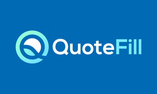 Quotefill - Business company name for sale