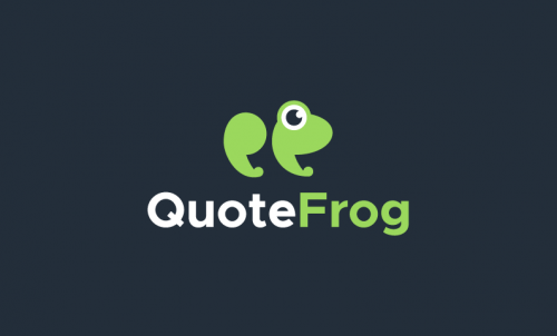 Quotefrog - E-commerce domain name for sale