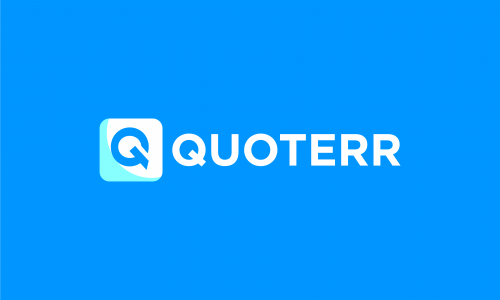 Quoterr - Finance business name for sale