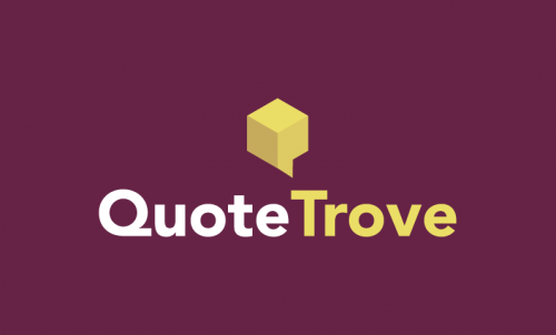 Quotetrove - Technology domain name for sale