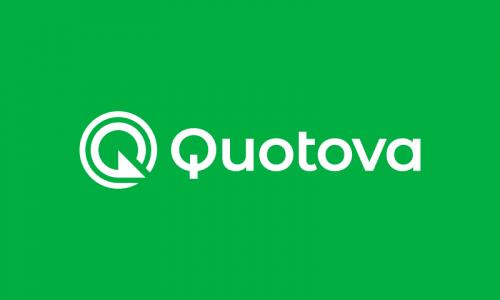 Quotova - Search marketing brand name for sale