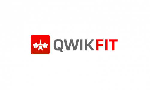Qwikfit - Fitness business name for sale