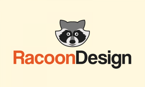 Racoondesign - Design business name for sale