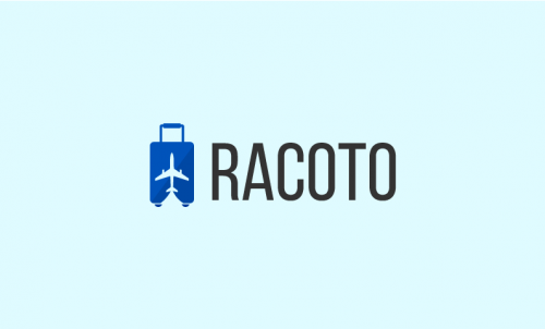 Racoto - Travel business name for sale