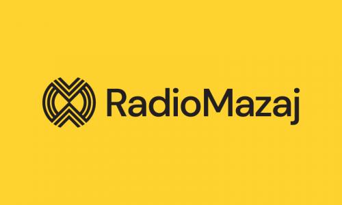 Radiomazaj - Audio company name for sale