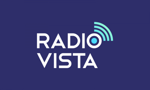 Radiovista - Electronics startup name for sale