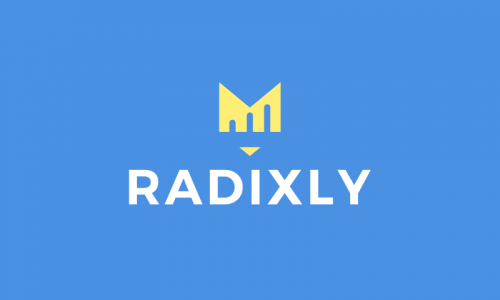 Radixly - Business startup name for sale