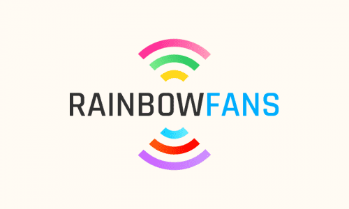 Rainbowfans - Retail product name for sale