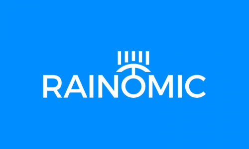 Rainomic - Technology domain name for sale