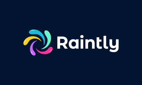 Raintly - Media company name for sale