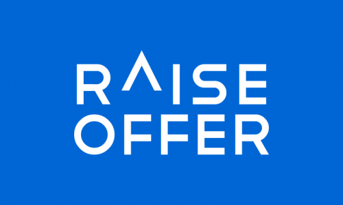 Raiseoffer - Fundraising business name for sale