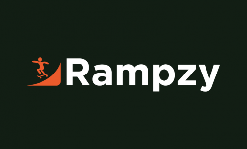 Rampzy - E-commerce domain name for sale