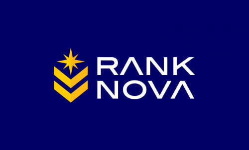 Ranknova - Search marketing brand name for sale