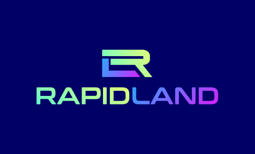 Rapidland - Business startup name for sale