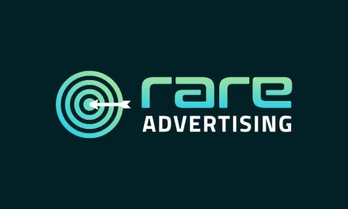 Rareadvertising - Advertising brand name for sale