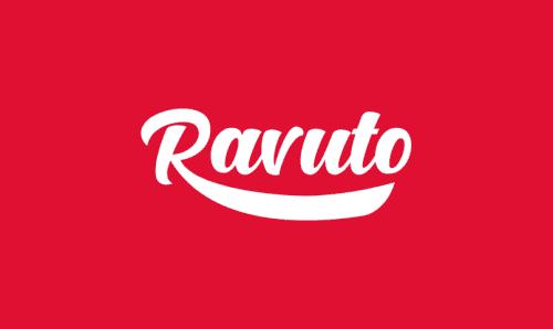 Ravuto - Retail startup name for sale