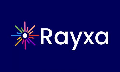 Rayxa - Energy company name for sale