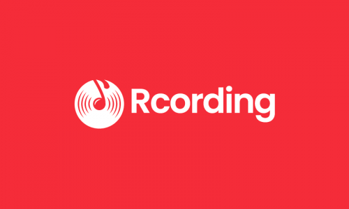 Rcording - Audio product name for sale