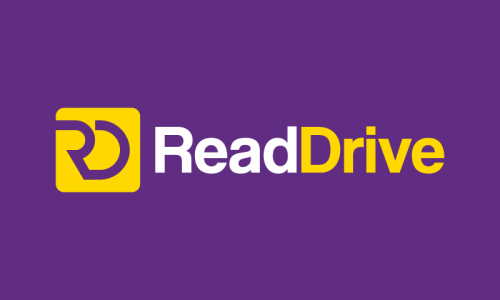 Readdrive - Energetic domain name for sale