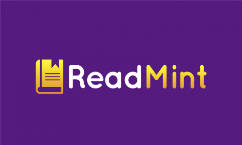 Readmint - Writing business name for sale