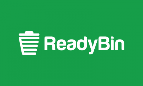 Readybin - Storage startup name for sale