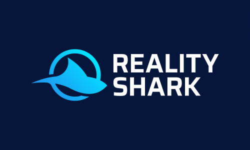 Realityshark - Potential startup name for sale