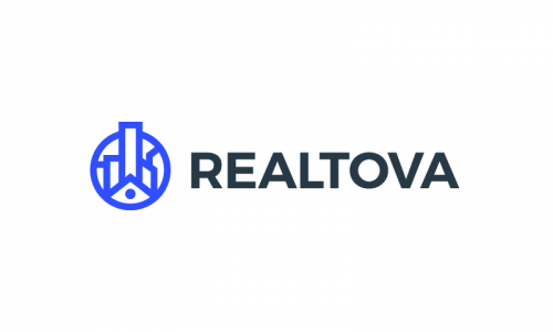 Realtova - Real estate business name for sale